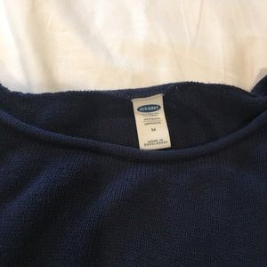 Old Navy Sweaters - Colorblock Tunic Sweater